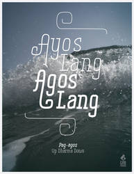 Pag-agos (Flow) 2 ft. Up Dharma Down by gabmadrid