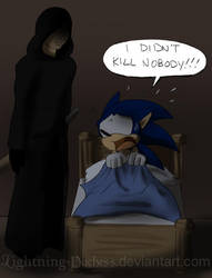 Sonic: The Dark Brotherhood by Lightning-Duchess