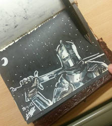 Knightly Knight sketch by Cheapknight