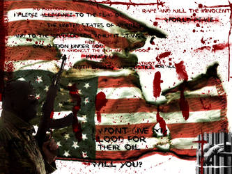 The REAL Pledge of Allegiance by Evil3lf