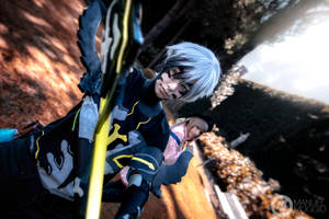 Tales of Xillia 2 - Fight against me by Junicchi