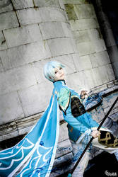 Water Seraphin - Tales of Zestiria by Junicchi