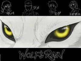 Wolfs Rain by ShadowsOfWolf