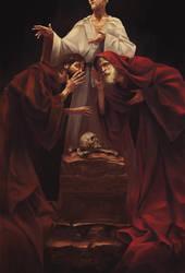 Priests by Max-Kneht
