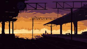 Station by Max-Kneht