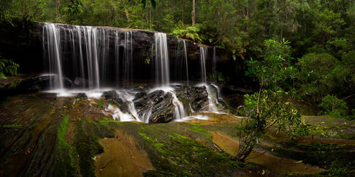 Somersby Falls by mental3pal