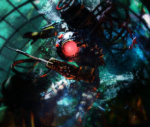 Bioshock by LUC3NT