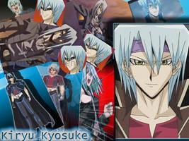 Kiryu Kyosuke FTW by Jnennyuki