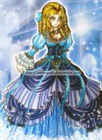 PC: The Blue Queen by Jnennyuki