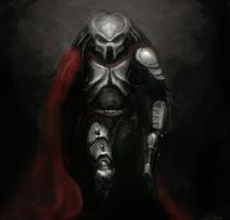 Elder Predator by LucienFreiheit