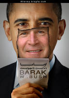 Barak W.Bush by Aheney