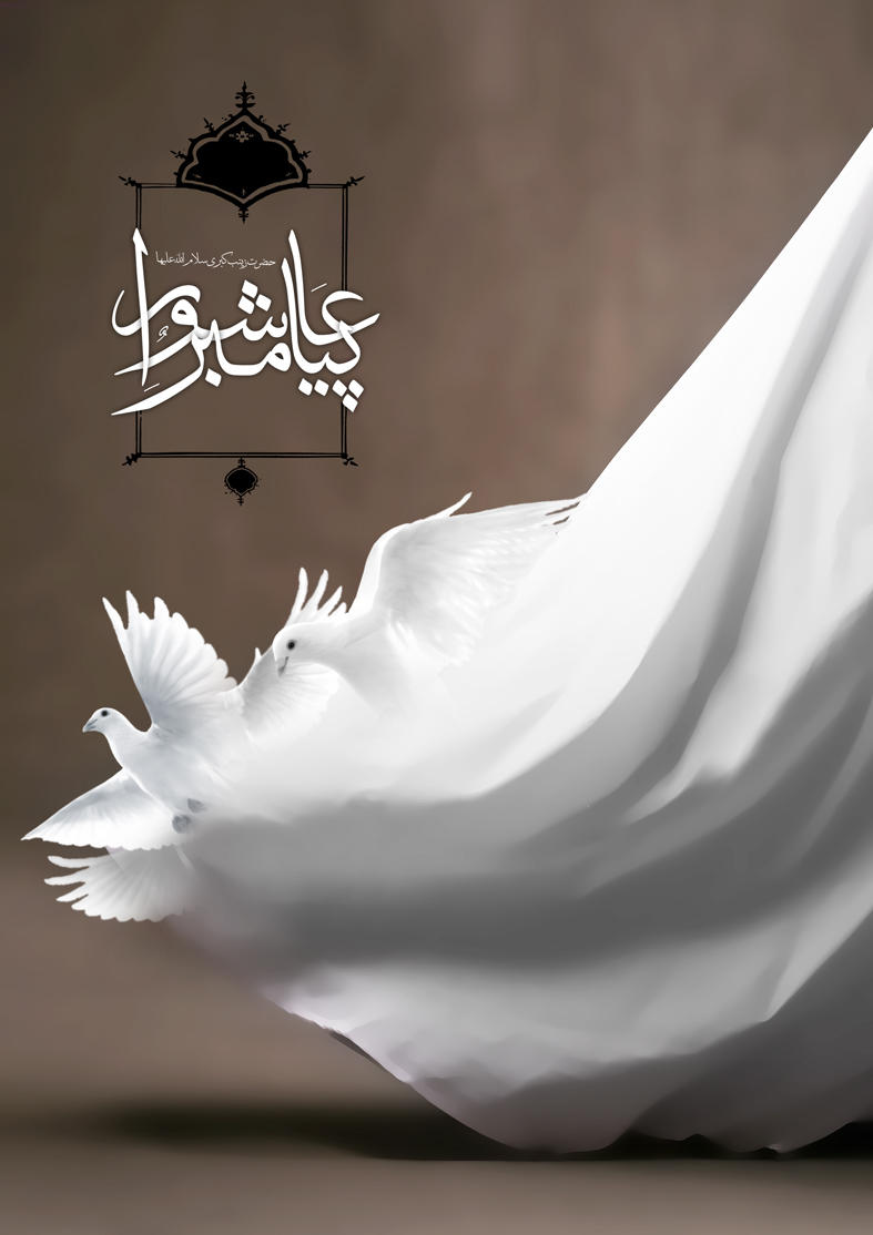 Hazrate Zeinab by Aheney