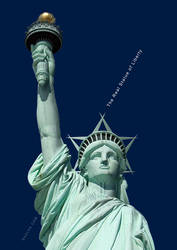 Statue-of-Liberty by Aheney