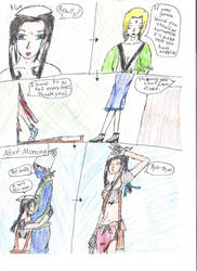 To Leave Konoha part 4 by animeboyluv