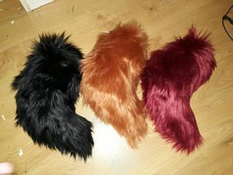 one color tails by rei-shiroiakuma