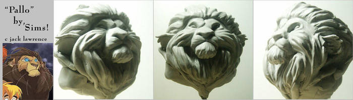 LTB - Pallo Statue - WIP by dacostpa