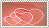 peach aesthetic stamp 3 by PeachMilk3D