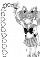 Sailor Chibimoon/Chibiusa by manoelnsn