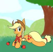 Apples 'n Jacks by MetalAura