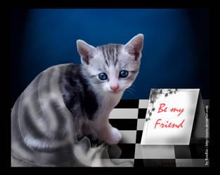Be My Friend by RoxRio