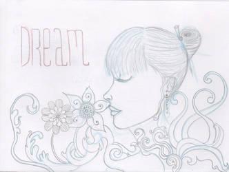 Dream... ( WIP ) by Hath0r