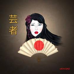The last geisha by Hath0r