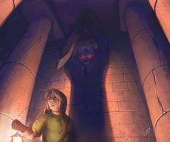 Shadow Link by Fernosaur