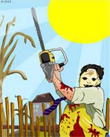 Texas Chainsaw Massacre by BurnZig