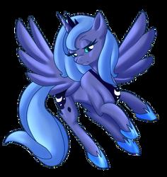 Luna by SoulSparkPony