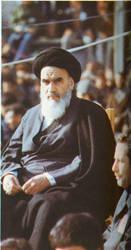 Imam Khomeini returned by makanparsi