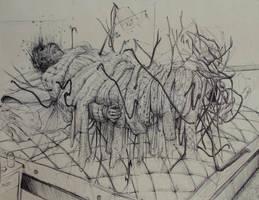 Abstinence Sketch. by Davidjulianlopez