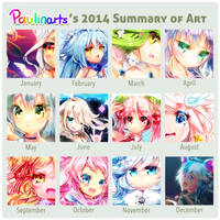 2014's Art Summary by Lapia
