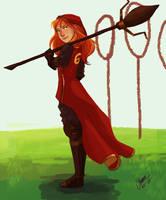 Weasley by Mandymma
