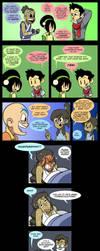 LoK: Team Avatar Meets Team Avatar Pt. 2 by Neodusk