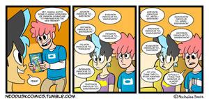 Fandumb #46: Digivolve To by Neodusk