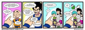 Fandumb #52: Dragon Ball Super Duper by Neodusk
