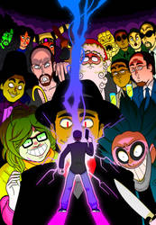 Nostalgia Critic Art Contest Entry by Neodusk