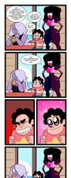 Steven Universe: Shapeshifty by Neodusk