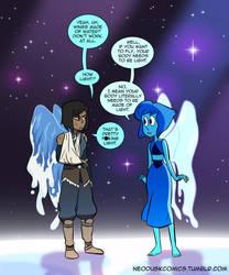 Steven Universe: Mindbending Waterbending by Neodusk