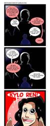 Fandumb #104: Ben Solo's Transformation by Neodusk