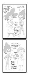 Vegeta Best Parent by Neodusk