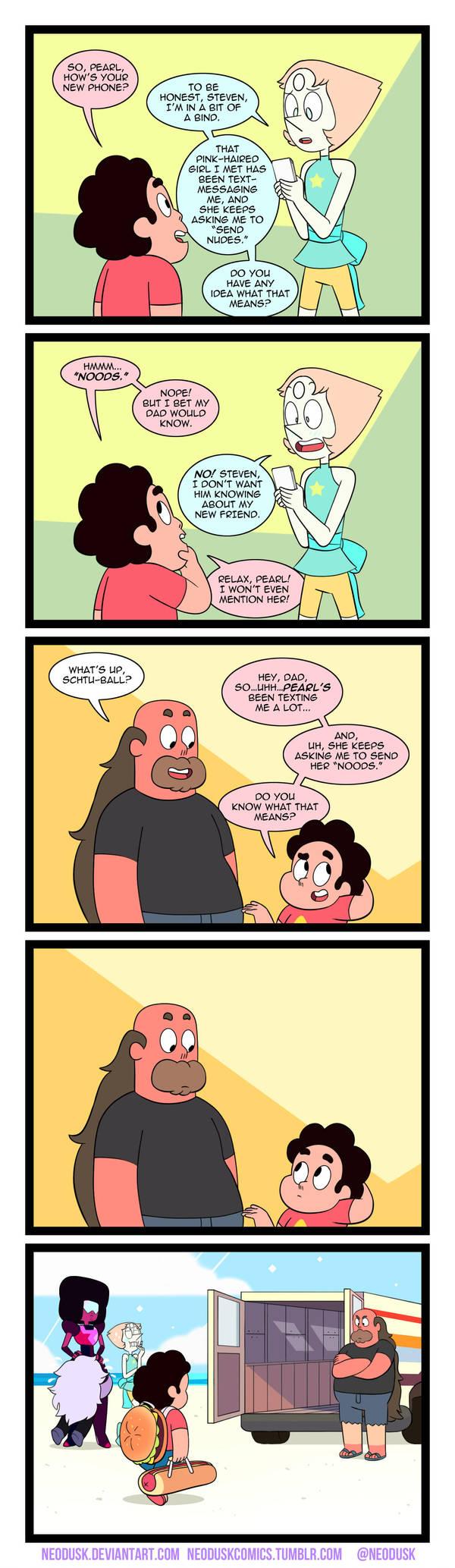 Steven Universe: Noods by Neodusk