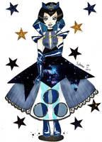 Space Princess by nanako87