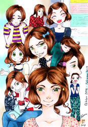 My True Colors by nanako87