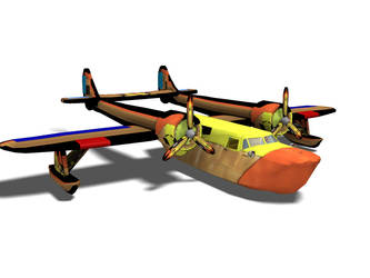Seaduck- Tailspin-texturing by Reddragon-25