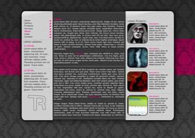 p0rtfolio webdesign by Lymph4tus