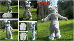 Fursuit for sale/trade by mOnKy-BrEaD