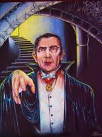 Dracula by GregLakowske