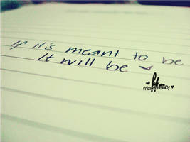 It Will Be by MixedMelody