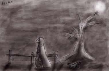 Wandering by kasarn